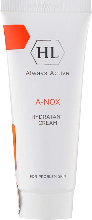 Зволожуючий крем - Holy Land Cosmetics A-NOX Hydratant Cream — фото N1