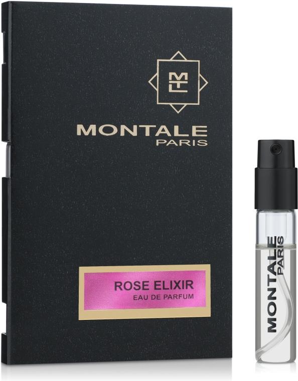 Montale Rose Elixir - Парфюмированная вода (пробник)