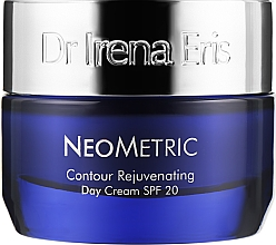 Духи, Парфюмерия, косметика Дневной крем для лица - Dr. Irena Eris Neometric Contour Rejuvenating Day Cream SPF 20