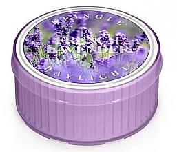 Духи, Парфюмерия, косметика Чайная свеча - Kringle Candle Daylight French Lavender