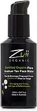 Духи, Парфюмерия, косметика Вода для постепенного загара лица - Zuii Organic Flora Gradual Face Tan Water