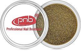 Парфумерія, косметика Дзеркальна втирка-пудра для нігтів - PNB Mirror Shine Powder