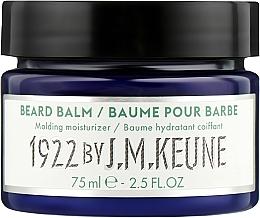 Духи, Парфюмерия, косметика Бальзам для бороды для мужчин - Keune 1922 Beard Balm Distilled For Men