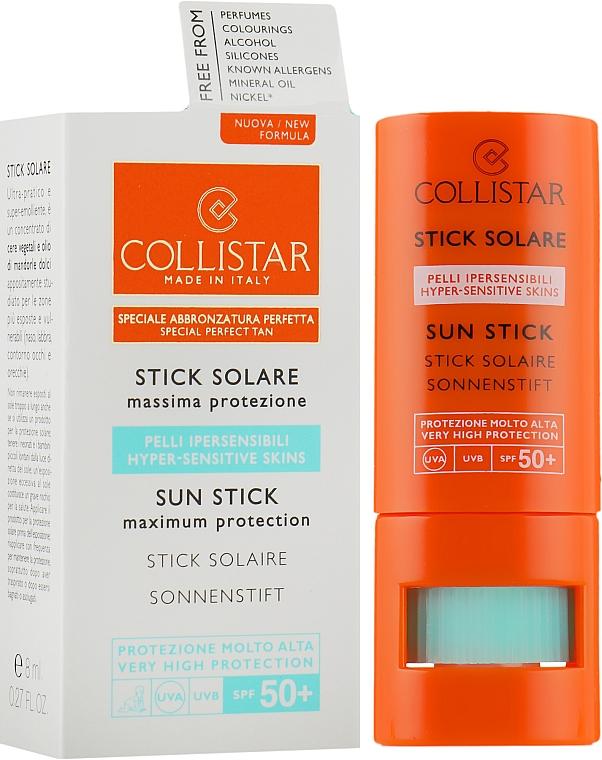 Солнцезащитный стик - Collistar Sun Stick SPF 50+