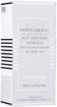 Очищувальний гель-скраб для обличчя з відбілювальним ефектом - Sisley Phyto-Blanc Buff and Wash Gel Facial — фото N3