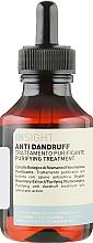 Духи, Парфюмерия, косметика Лосьон для волос против перхоти - Insight Anti Dandruff Purifying Treatment