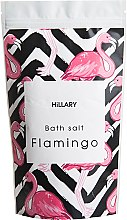 Духи, Парфюмерия, косметика Соль для ванн - Hillary Bath Salt Flamingo