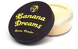 Духи, Парфюмерия, косметика Пудра для лица - W7 Cosmetics Banana Dreams Loose Face Powder