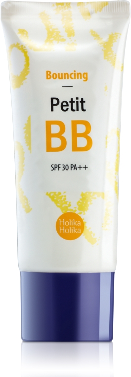 BB крем - Holika Holika Bouncing Petit BB Cream