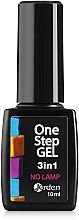 Духи, Парфюмерия, косметика Лак для ногтей с гелевым эффектом - JERDEN One Step Gel 3 In 1