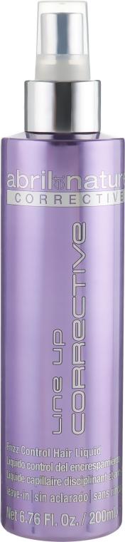 Спрей для укладки и выпрямления вьющихся волос - Abril et Nature Correction Line Up Spray Corrective