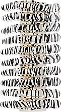 Духи, Парфюмерия, косметика Зажимы пластиковые, 905054, черно-белые - SPL
