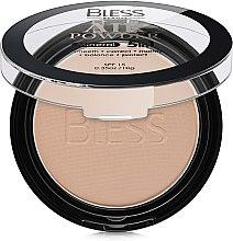 Духи, Парфюмерия, косметика Компактная пудра для лица - Bless Beauty 5in1 Mineral Air Powder SPF 15