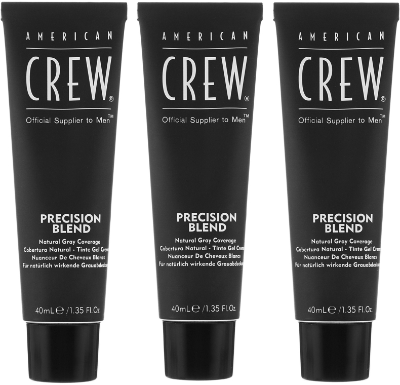 Система маскировки седины - American Crew Precision Blend Shades