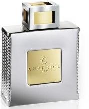 Духи, Парфюмерия, косметика Charriol Royal Platinum - Парфюмированная вода (тестер с крешечкой)