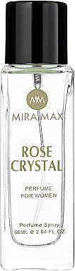 Mira Max Rose Crystal - Духи (тестер с крышечкой) — фото N1
