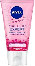 Парфумерія, косметика Міцелярний гель + трояндова вода - Nivea Make-up Expert