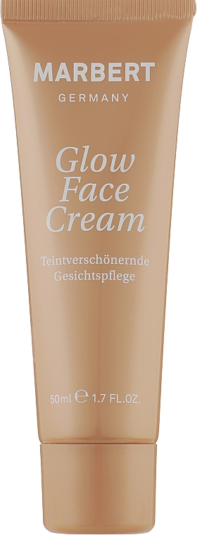 Увлажняющий крем сияние - Marbert Glow Face Cream