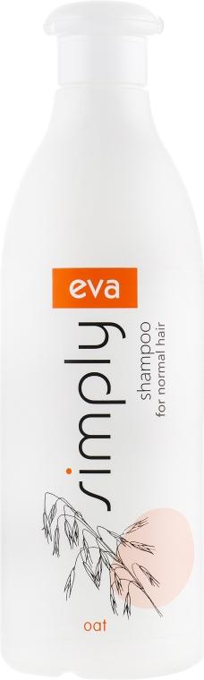 Шампунь для волос с экстрактом овса - Eva Simply