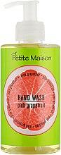 """Духи, Парфюмерия, косметика Жидкое мыло для рук """"Розовый грейпфрут"""" - Petite Maison Hand Wash Pink Grapefruit"""