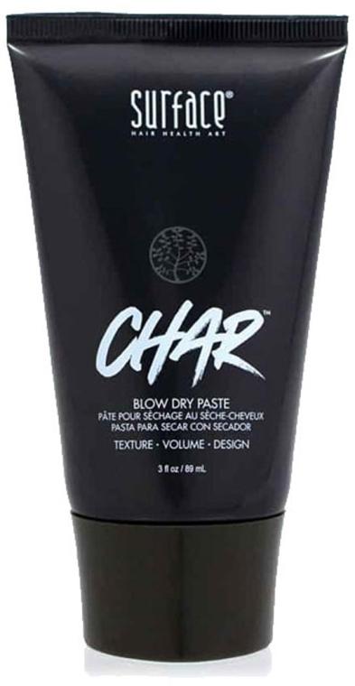 Паста для волос - Surface Char Blow Dry Paste