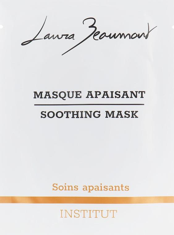 Успокаивающая маска для лица - Laura Beaumont Soothing Mask