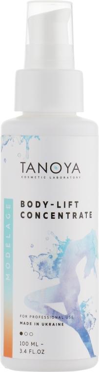 Концентрат лимфодренажный подтягивающий - Tanoya Lymphatic Drainage Concentrate