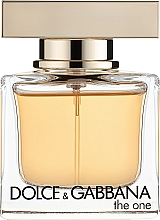 Dolce&Gabbana The One - Туалетна вода — фото N1