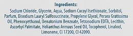 Скраб для тіла сольовий - Ceano Cosmetics Salt Body Scrub Discreet fresh — фото N3