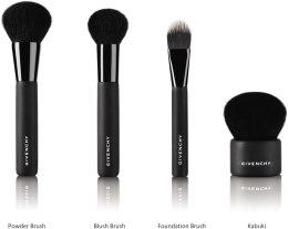 Пензлик для нанесення тонального засобу - Givenchy Foundation Brush — фото N2