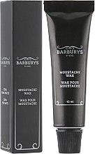 Духи, Парфюмерия, косметика Воск для усов - Barburys Moustache Wax