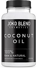 Духи, Парфюмерия, косметика Кокосовое масло - Joko Blend Coconut Oil