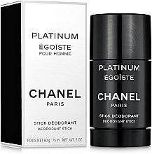 Духи, Парфюмерия, косметика Chanel Egoiste Platinum - Дезодорант стик
