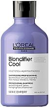 Духи, Парфюмерия, косметика Шампунь для нейтрализации нежелательной желтизны волос - L'Oreal Professionnel Serie Expert Blondifier Cool Shampoo