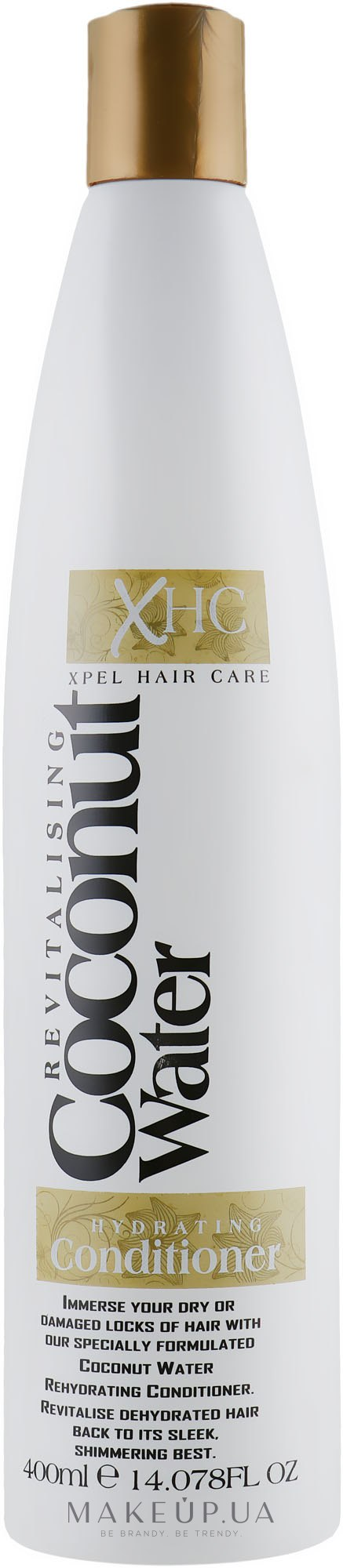 Кондиционер для волос - Xpel Marketing Ltd Coconut Water Hydrating Conditioner — фото 400ml