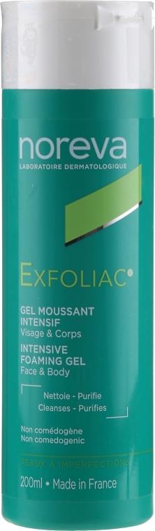 Очищающий пенящийся гель - Noreva Laboratoires Exfoliac Gel Moussant