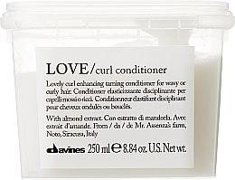 Духи, Парфюмерия, косметика Кондиционер, усиливающий завиток - Davines Conditioner Volumizzante Disciplinante