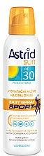 Духи, Парфюмерия, косметика Солнцезащитное увлажняющее молочко-спрей SPF 30 - Astrid Easy Spray Sports SPF 30