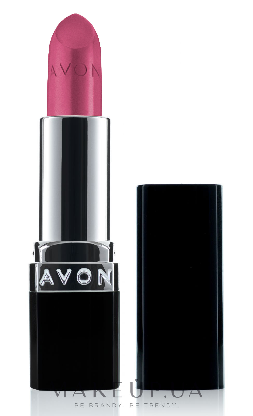 "Губная помада ""Матовое превосходство"" - Avon True Colour Perfectly Matte Lipstick — фото Adoring Love"