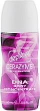Духи, Парфюмерия, косметика Концентрат с днк для тела - Depileve Cerazyme Rejuvenation DNA Body Concentrate