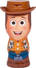 Духи, Парфюмерия, косметика Гель для душа - Disney Toy Story 4 Woody Shower Gel