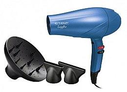 Духи, Парфюмерия, косметика Фен для волос, синий - GA.MA Legerro Ozone-Ion 4D Therapy Blue