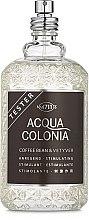 Духи, Парфюмерия, косметика Maurer & Wirtz 4711 Acqua Colonia Coffee Bean & Vetyver - Одеколон (тестер без крышечки)