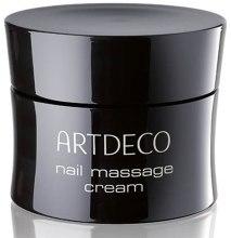 Духи, Парфюмерия, косметика Массажный крем для хрупкой, потрескавшейся и сухой кутикулы - Artdeco Nail Massage Cream