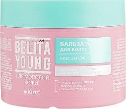 Духи, Парфюмерия, косметика Бальзам для волос - Bielita Belita Young