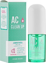 Духи, Парфюмерия, косметика Жидкий патч для проблемной кожи - Etude House AC Clean Up Liquid Patch