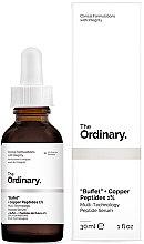 """Духи, Парфюмерия, косметика Антивозрастная сыворотка - The Ordinary """"Buffet"""" + Copper Peptides 1%"""