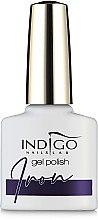 Духи, Парфюмерия, косметика Гель-лак для ногтей - Indigo Nails Lab Iron Collection Gel Polish