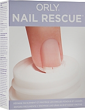 Духи, Парфюмерия, косметика Набор - Orly Nail Rescue Kit Easily Repairs Cracked & Broken Nails (glue/5g + powder/4.25g + buffer)