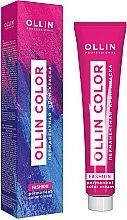Духи, Парфюмерия, косметика РАСПРОДАЖА Перманентная крем-краска для волос - Ollin Professional Fashion Color Permanent Cream *